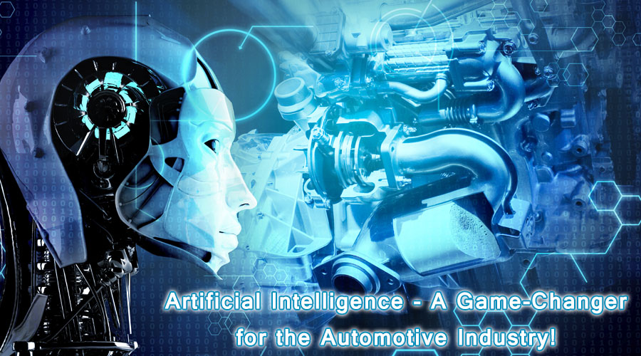 Artificial Intelligence - A Game-Changer for the Automotive Industry!