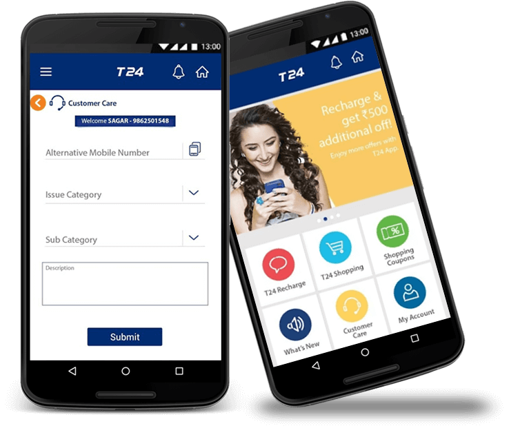T24 Mobile-Future Retail App 3