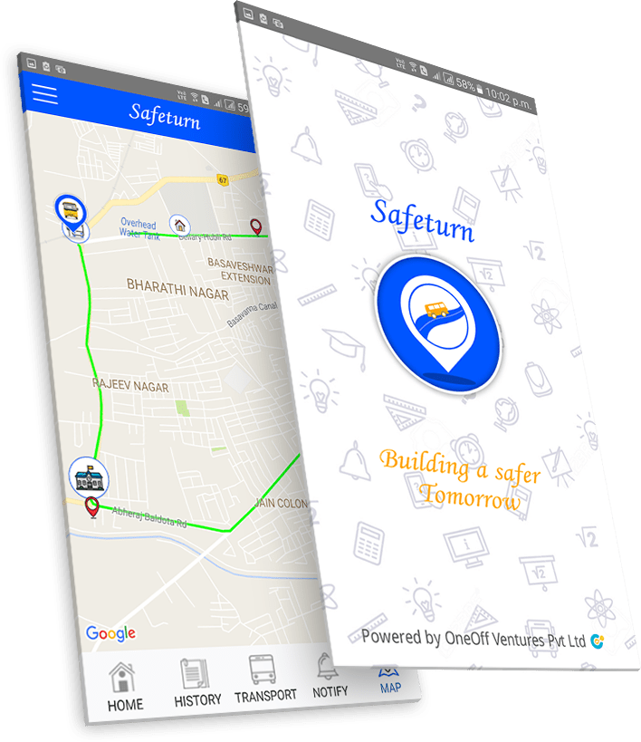 Safeturn Bus- mobile app development-Aboutus