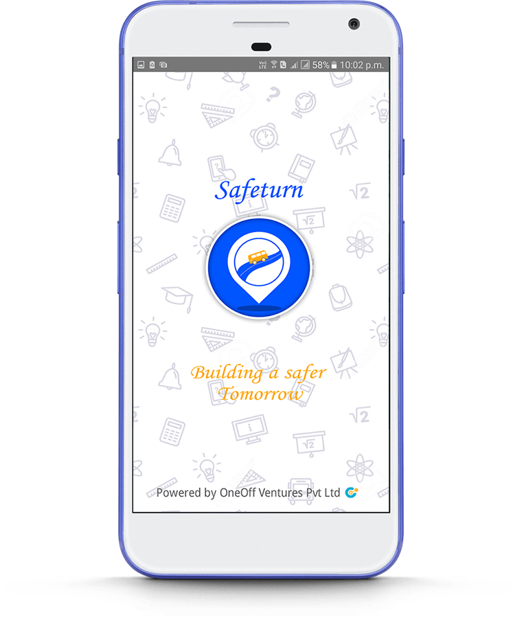 Safeturn Bus- mobile app development1
