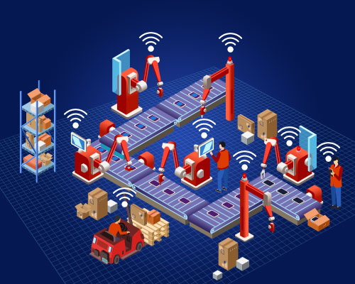 Impact-of-IoT-in-Manufacturing