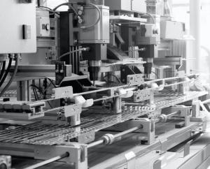 Oude machine FUHR Duitsland