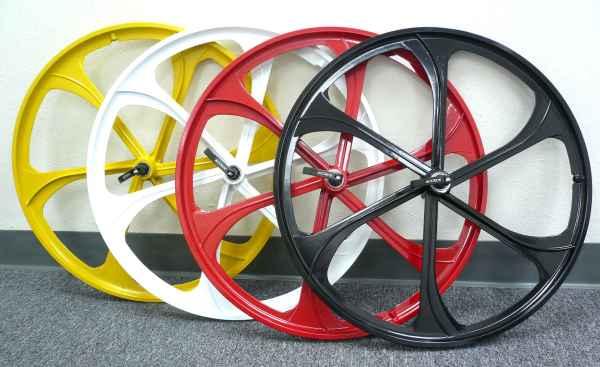 "Mag Alloy 26"" Bike Mountain Front Wheels Disc Brake"
