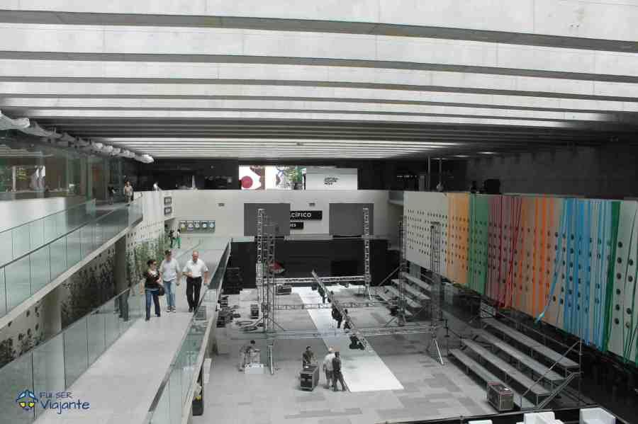 Centro Cultural La Moneda Santiago