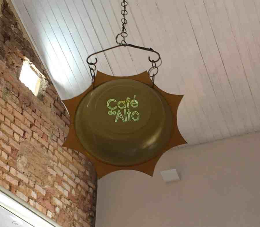Café do Alto - Santa Teresa