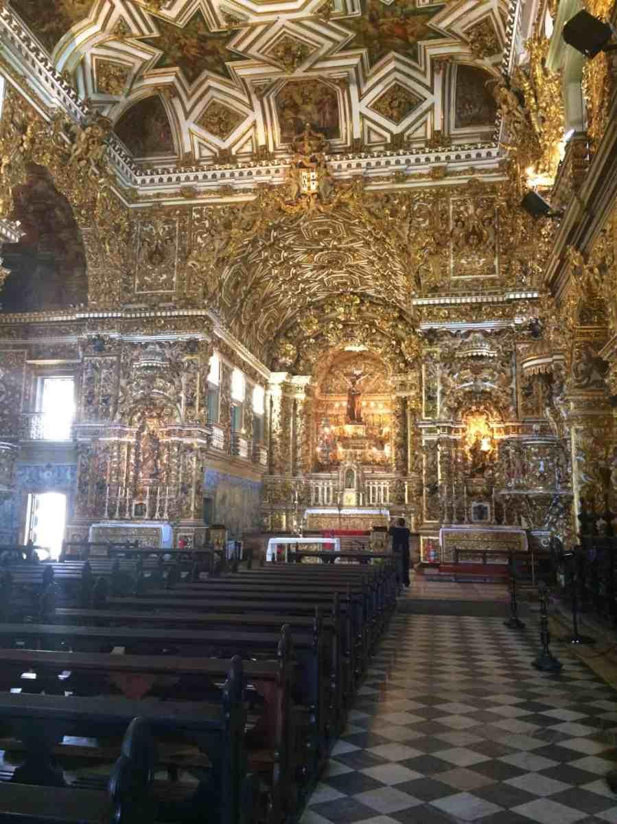 Igrejas de Salvador