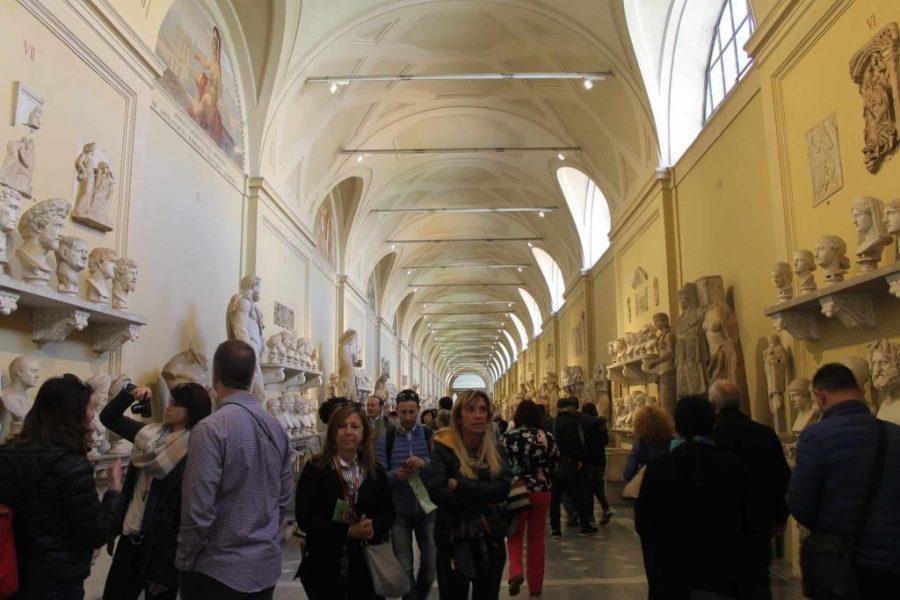 Museus do Vaticano - Museo Chiaramonti