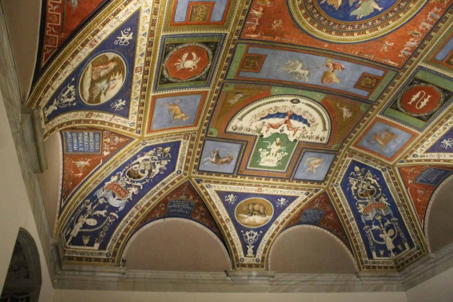 Museus do Vaticano - Appartamento Borgia
