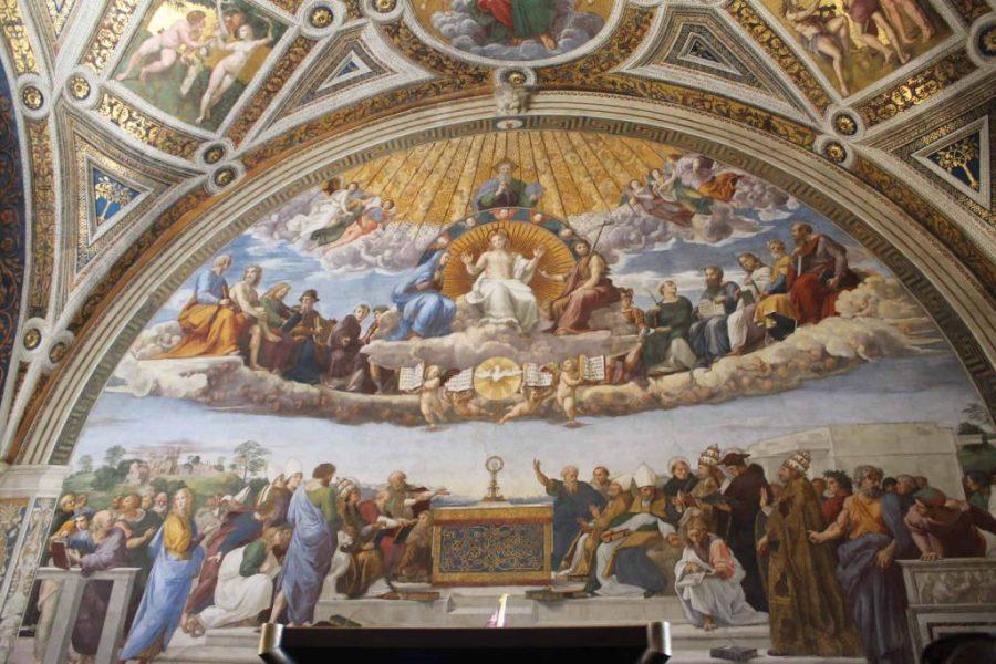Museus do Vaticano - Stanze di Rafaello