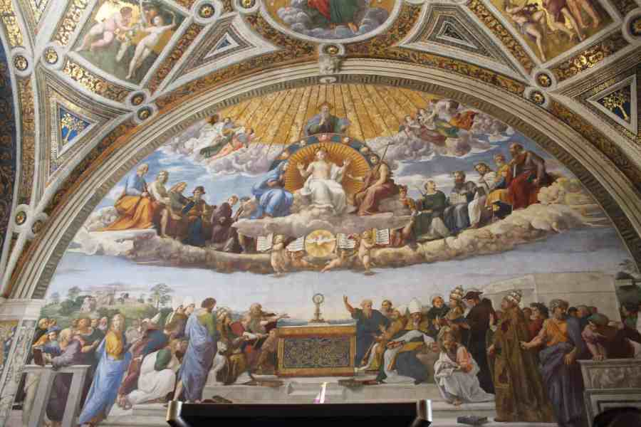 Museus do Vaticano - Stanze di Rafaello
