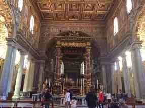 Igrejas de Roma - Basílica de Maria Maior