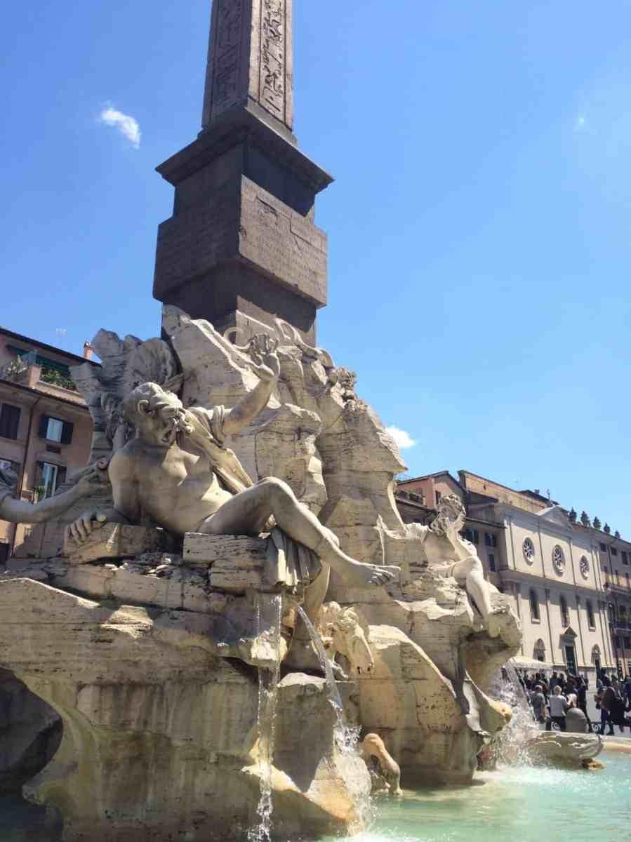 Piazza Navona - Roteiro de 3 dias em Roma