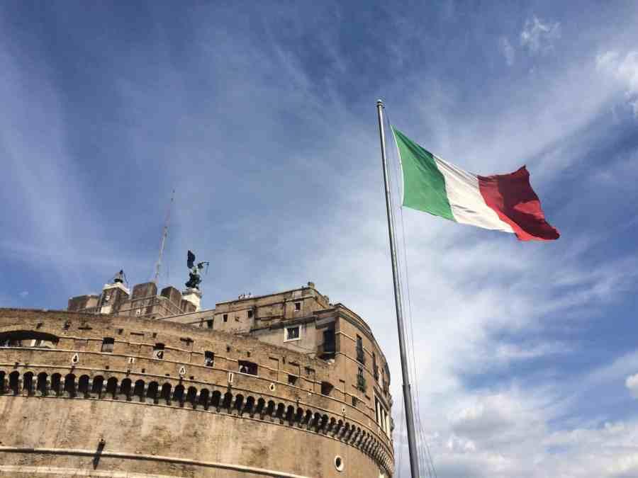 Castelo Sant'Angelo - Roteiro de 3 dias em Roma