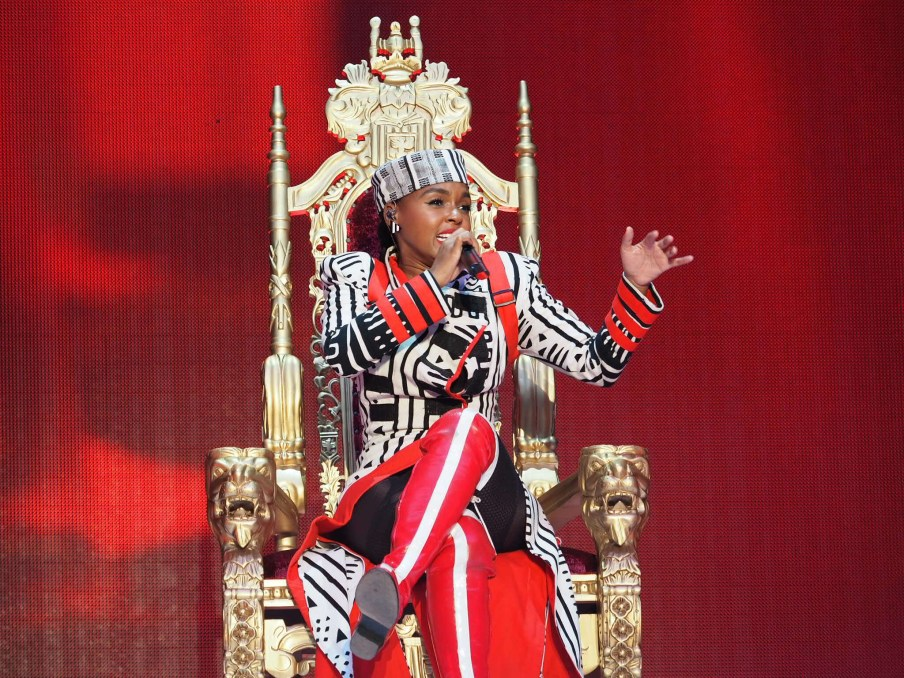 Janelle Monae @ the Green Stage