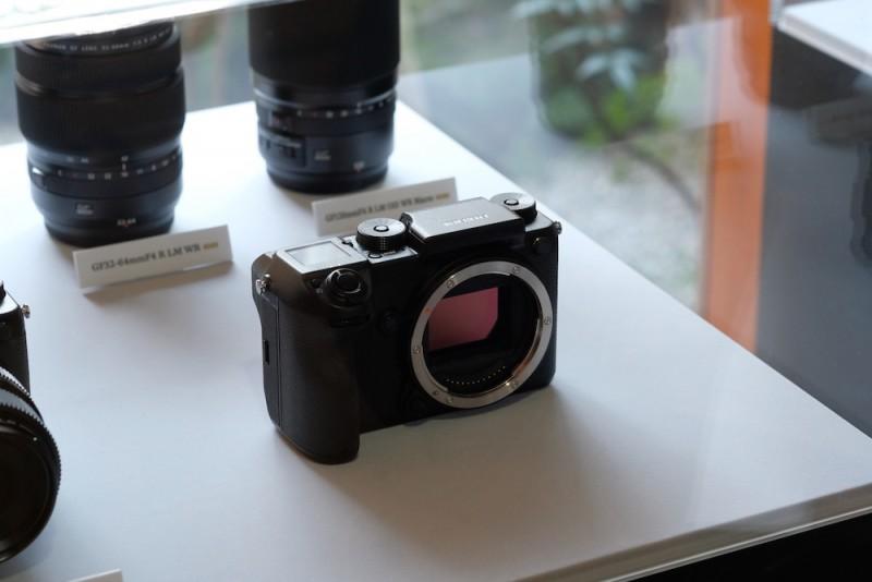 GFX 50S|中判サイズのイメージセンサー