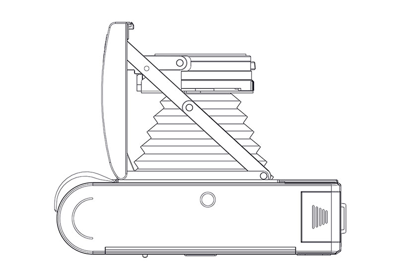 Rangefinder Instax Wide Camera Coming soon: InstantKon