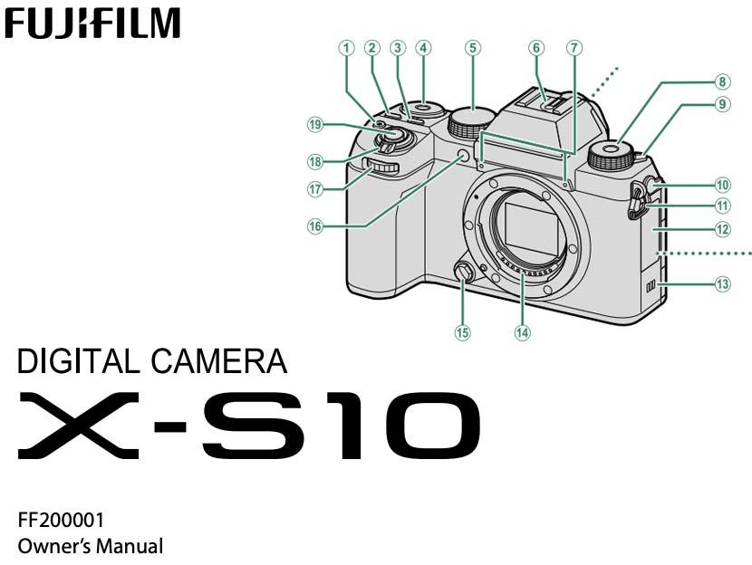 Fuji Cameras Manuals Pdf : Download Fujifilm Finepix Jx530