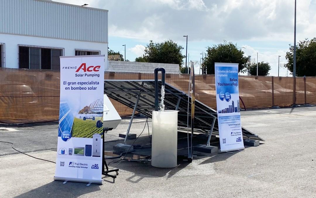Fuji Electric, presente con Enerproyecta en la Feria de Maquinaria Agrícola de Úbeda