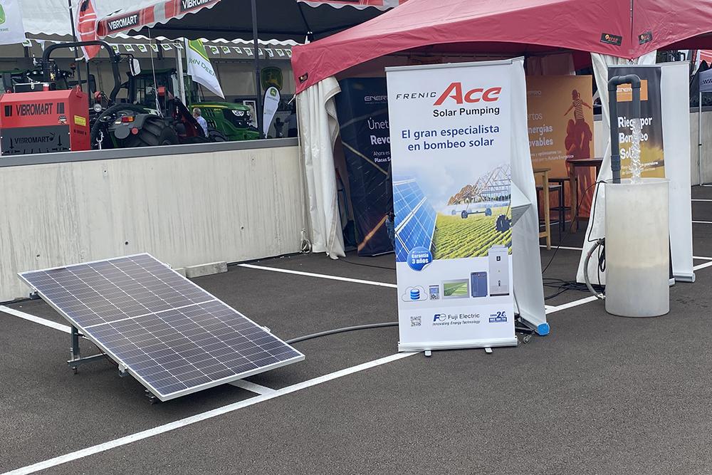 Fuji Electric y Enerproyecta en la Expoliva 2021