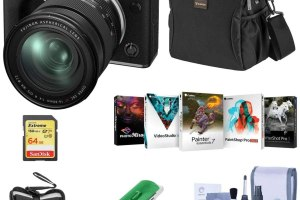 Get your hands on the latest Fujifilm cameras