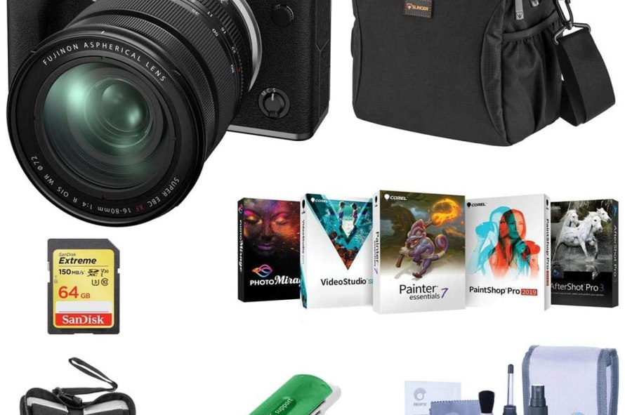 X100 to GFX Journey: The Evolution of the X Series – The
