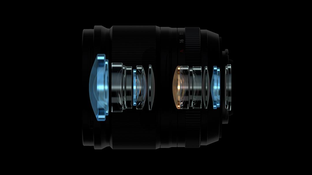 FUJIFILM Lens F XF18mmF1.4 R WR