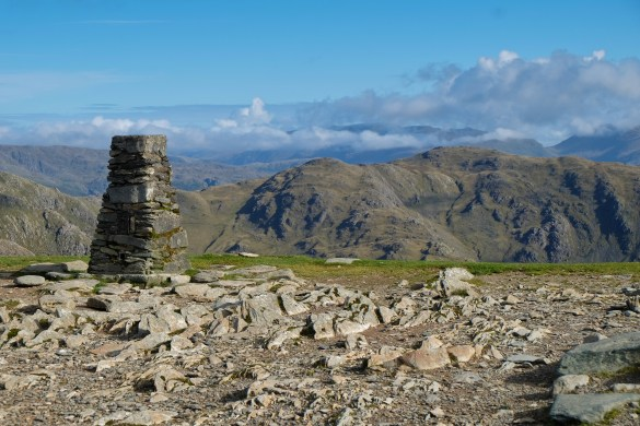 Summit of the old man