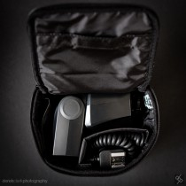 SB700 soft case holds gun & cord