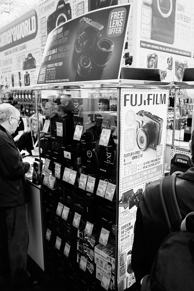 Camera World are another...