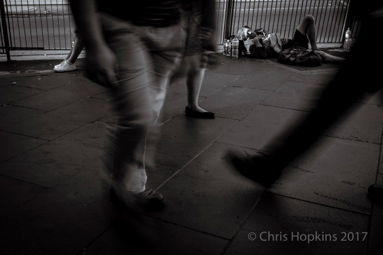 Image of Asha Lang from long term project by Chris Hopkins. Photograph by Chris Hopkins