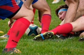 Club Rugby - North Berwick RFC v Ross High RFC