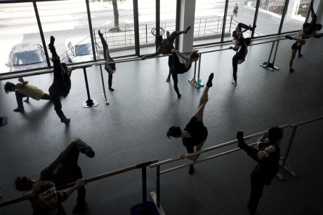 Acosta Danza studio