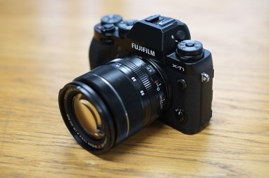 Fujifilm X-T1 - its a thing of beauty
