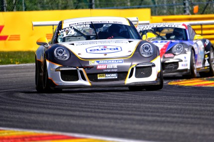 Porsche GT3 Cup Challenge - Spa-Francorchamps (BEL)