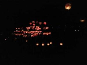 市場町・津島神社の提灯行列(2)
