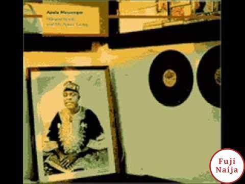 Haruna Ishola – Late Mathew Toye