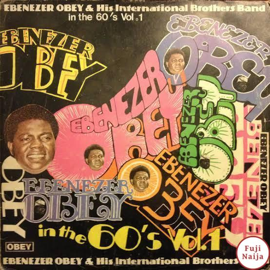 Ebenezer Obey & His International Brothers – Olomi Gbo Temi