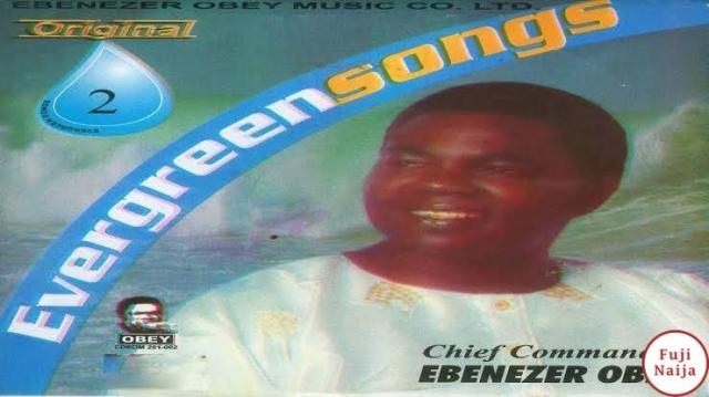 Ebenezer Obey – Oro Agba
