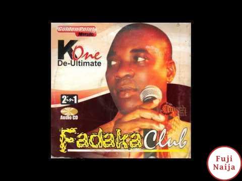 Wasiu Ayinde K1 – Fadaka Club