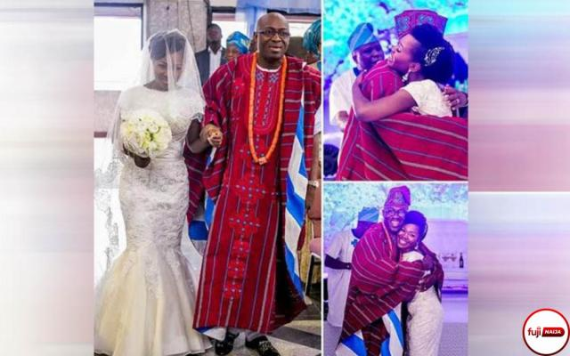 Adewale Ayuba Daughter Wedding