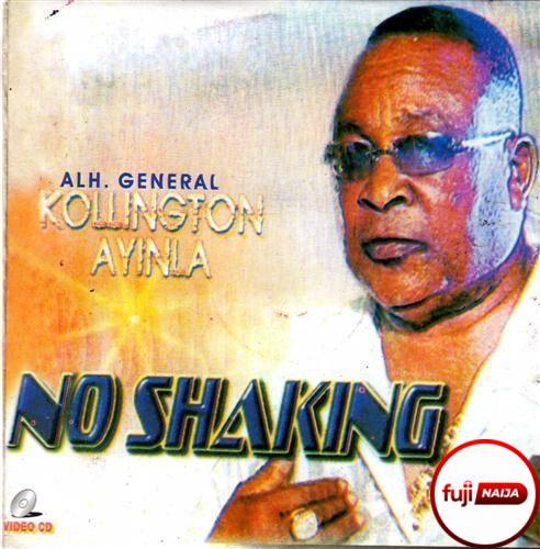 Ayinla Kollington - Kebe No Shaking