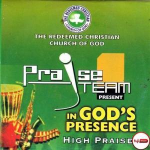 rccg praise team first album