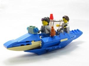 ワニボート