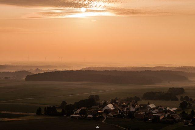 Sonnenaufgangsstimmung - Landscape | Fujifilm | X-T1 | 50-140mm