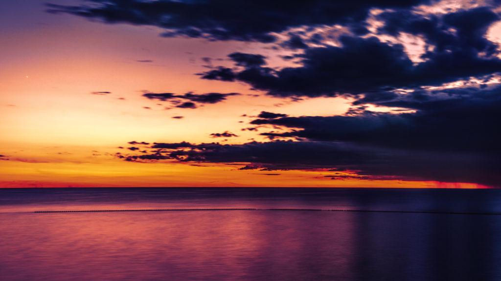 Nach dem Sonnenuntergang | Fujifilm | X-T1 | 35mm
