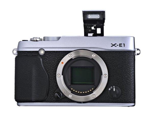 Fuji X-E1 sensor