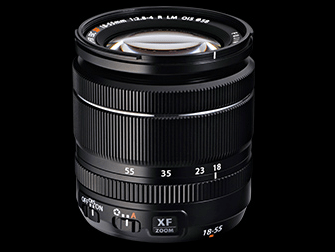 Fujinon 18-55mm f/2.8-4 OIS