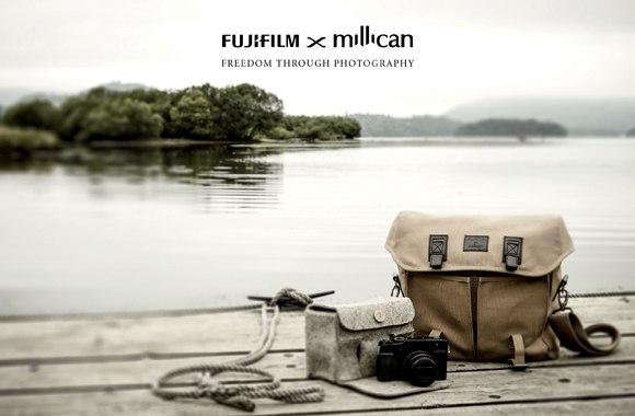 Fujifilm bolsas Millican