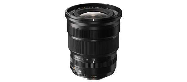 Fujinon 10-24mm f/4 R OIS
