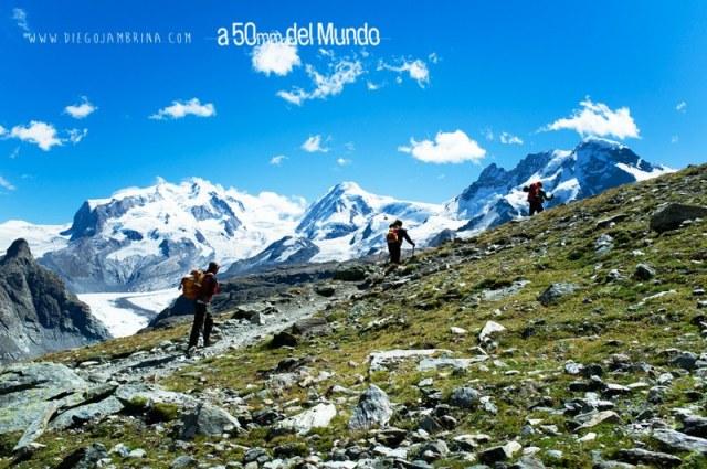 Camino al Zermatt